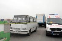 OLAY YERİ İNCELEME - Okmeydanı'nda Bonzai İçen Genç Hayatını Kaybetti