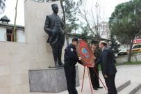 HÜKÜMET KONAĞI - Osmaneli' De 18 Mart Şehitleri Anma Günü Ve Çanakkale Zaferi'nin 103'Üncü Yıl Dönümü
