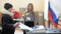 VLADİMİR JİRİNOVSKİ - Rusya'da Oy Verme İşlemi Sona Erdi