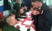 RUSYA FEDERASYONU - Rusya Seçimlerinde Abhazya Katılım Rekoru Kırdı