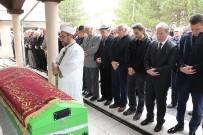 GÜLER SABANCı - Sabancı Vakfı Mütevelli Heyeti Başkan Yardımcısı Paçacıoğlu Toprağa Verildi