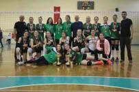 HASAN GÖREN - Salihli'nin Yıldız Kızları Manisa Şampiyonu