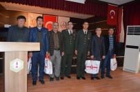 ASKERİ PERSONEL - Sason'da 18 Mart Çanakkale Zaferi Törenle Kutlandı