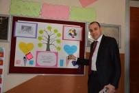ŞEREFIYE - Selendi İmam-Hatip Lisesinde 'Askıda Kalem, Silgi' Projesi
