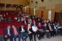 İSRAIL - Siyaset Akademisinde İkinci Ders Yapıldı