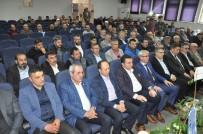 AHMET ÜNAL - Şoförler Ve Otomobilciler Esnaf Odası Başkanı Ahmet Ünal, Güven Tazeledi