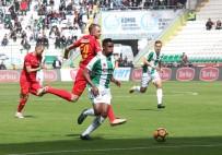 HAKAN YEMIŞKEN - Spor Toto Süper Lig 26. Hafta Açıklaması Atiker Konyaspor Açıklaması 1 - Kayseri Spor Açıklaması 0 (İlk Yarı)