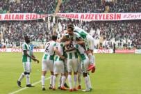 HAKAN YEMIŞKEN - Spor Toto Süper Lig Açıklaması Atiker Konyaspor Açıklaması 2 - Kayserispor Açıklaması 0 (Maç Sonucu)