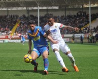 SABRİ SARIOĞLU - Spor Toto Süper Lig Açıklaması Aytemiz Alanyspor Açıklaması 0 - Göztepe Açıklaması 0 (İlk Yarı)