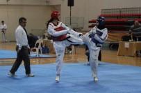 AHMET YıLMAZ - Taekwondo Gençler Grup Müsabakaları Tamamlandı