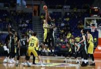 ÜLKER - Tahincioğlu Basketbol Süper Ligi Açıklaması Fenerbahçe Doğuş Açıklaması 76 - Darüşşafaka Açıklaması 69