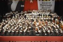 SENFONİ ORKESTRASI - Tepebaşı Çocuk Senfoni Orkestreası 3 Yaşında