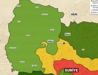 Afrin Operasyonu - Terör örgütünden hain yasaklar