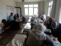 HAYVAN - Tosya'da Kadın Çiftçilere Tarım Ve Hayvancılık Eğitimi Verildi.