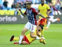 TRABZONSPOR - Trabzonspor 4-1 Yeni Malatyapsor
