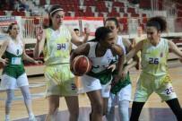 Türkiye Kadınlar Basketbol Ligi Açıklaması Yalova VIP Açıklaması 63 - Urla Belediyesi Açıklaması 69