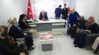 AYŞE TÜRKMENOĞLU - Türkmenoğlu Gazi Ve Şehit Aileleriyle Bir Araya Geldi