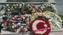TÜRK ŞEHİTLİĞİ - Ürdün'deki Türk Şehitliği'nde Çanakkale Şehitleri Anıldı