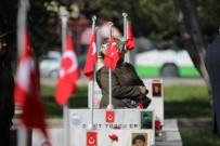 SÜLEYMAN KAMÇI - Vali Süleyman Kamçı, 'Çanakkale'deki Birlik Ve Beraberlik, Milletimize Bu Gün De Yol Göstermektedir'