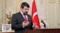 SAYGI DURUŞU - Viyana Büyükelçiliğinde Şehitleri Anma Töreni Düzenlendi