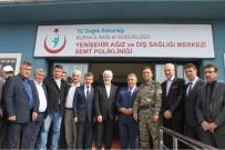 SAĞLIĞI MERKEZİ - Yenişehir Diş Hastanesi Açıldı