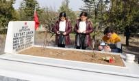 ŞEHİT YAKINI - Yozgat'ta Çanakkale Zaferi'nin 103. Yıl Dönümü Kutlandı