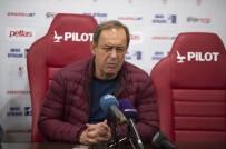 ESKIŞEHIRSPOR - Yücel İldiz Açıklaması 'Eskişehirspor Ligi Hak Ettiği Yerde Bitirecek'