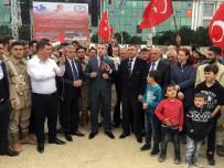 ARAÇ KONVOYU - Zeytin Dalı Platformu Şehitlerimiz İçin 56 İlde 30 Bin Araçlık Konvoy Oluşturdu