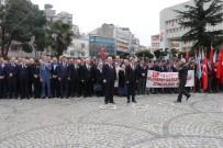 HÜSEYİN ÖZBAKIR - Zonguldak'ta 18 Mart Şehitler Günü Anma Töreni