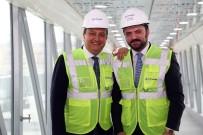 KUVEYT ULUSLARARASI - 3'Üncü Havalimanı Referans Oldu Cengiz Holding Kuveyt'te 450 Milyon Dolarlık İş Aldı