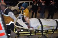 YARALI KADIN - 5 Aylık Hamile Olan Eski Eşini Vurdu