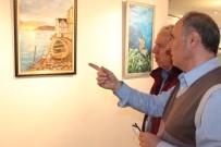RESSAM - 8 Ressamın Ortak 'Karma Resmi Sergisi' Açıldı