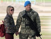 İSMAİL KARTAL - Afrin Şehidi Binbaşı Mithat Dunca'nın yürek burkan vasiyeti