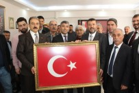 SERVİSÇİLER ODASI - Ağbaba'dan İnce'ye 'Hayırlı Olsun' Ziyaretti