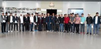 EYÜP SULTAN CAMİİ - Ağrılı Çocuklar Başakşehir - Beşiktaş Maçını İzledi