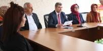 YAŞAM EVLERİ - AK Parti Aksaray İl Başkanı Altınsoy Açıklaması 'Geçmişini Bilmeyen Geleceğini İnşa Edemez'