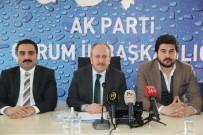 YAŞLILAR HAFTASI - AK Parti Çorum İl Başkanı Mehmet Karadağ;