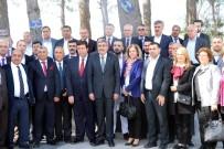 BAŞBAKAN - AK Parti Gaziantep İl Yönetimi Basınla Bir Araya Geldi