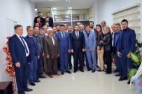 HALK BANKASı - AK Parti İl Başkanı Özmen'den Didim Esnaf Odasına Hayırlı Olsun Ziyareti