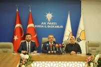 YAŞLILAR HAFTASI - AK Parti İl Başkanı Salman; 'Yaşlılara Servetimiz Olarak Bakıyoruz'
