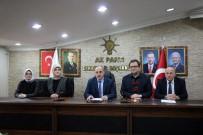 YAŞLILAR HAFTASI - AK Parti Sakarya İl Başkanlığı, Yaşlılar Haftası'nda Büyüklerini Unutmadı