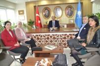 AHMET DAVUTOĞLU - Ak Parti Yaşlılar Haftasını Kutladı