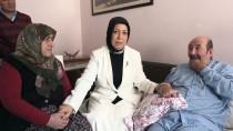 SAĞLıK BAKANLıĞı - AK Partili Çalık, Yaşlı Ve Engellileri Ziyaret Etti