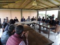 SALDıRı - Antalya'da Huzur Toplantıları