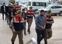 ANTALYA - Askeri Okullara Giriş Sınav Sorularının Çalınması Operasyonunda 5 Gözaltı