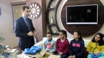 MAYIN PATLAMASI - Askerlerden Şehit Kızlarına 'Bereli' Mektup