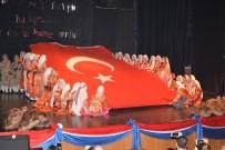 MUSTAFA KEMAL ATATÜRK - Aydın Bahçeşehir Koleji Öğrencileri Çanakkale Ruhunu Yaşattı