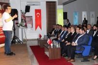 ALİ AYDINLIOĞLU - Ayvalık'taki Konferansında Fatih Akbaba, Mehmet Akif'i Yeniden Tanımladı