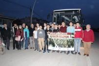 BÜYÜKŞEHİR BELEDİYESİ - Ayvalıklı 15'Liler Çanakkale'de