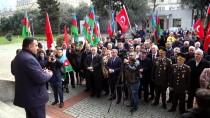 CUMHURBAŞKANı - Azerbaycan'daki STK'lerden Zeytin Dalı Harekatı'na Destek